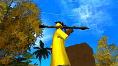 New Weapon Pack для GTA San Andreas