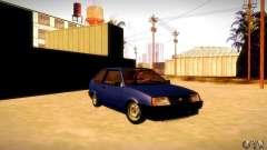 ВАЗ 2108 v2.0 для GTA San Andreas