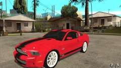 Ford Shelby GT500 Supersnake 2010