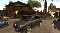 Audi Q7 4.2 FSI для GTA San Andreas