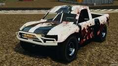 Toyota Tundra Karin Sahara v2.0 для GTA 4