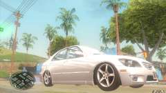 Lexus IS300 Light Tuning для GTA San Andreas