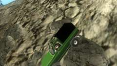 Chevrolet K5 Ute Rock Crawler для GTA San Andreas