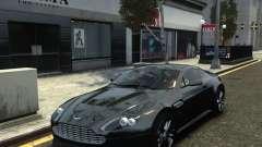 Aston Martin V12 Vantage 2010 V.2.0 для GTA 4