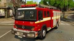Mercedes-Benz Atego Nelson Mandela Bay Metropolitan Municipality [ELS] для GTA 4