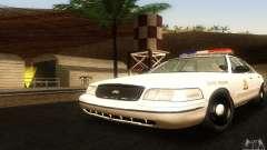 Ford Crown Victoria Utah Police