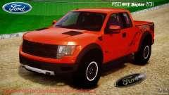 Ford F150 SVT Raptor 2011