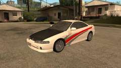 Honda Integra 2000 для GTA San Andreas