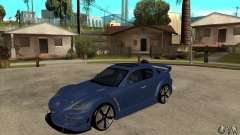 Mazda RX-8 v2 для GTA San Andreas