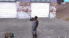 DRUNK MOD V2 для GTA San Andreas