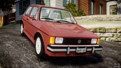 Volkswagen Rabbit 1986