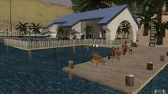 Пляжный клуб для GTA San Andreas