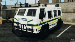 RG-12 Nyala - South African Police Service