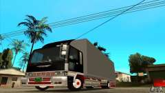 Hino Ranger для GTA San Andreas