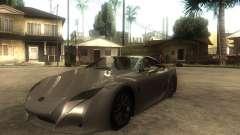 Lexus LFA Custom для GTA San Andreas