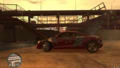 Audi R8 4.2 FSI для GTA 4