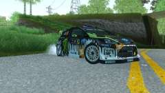 Ford Fiesta Ken Block Dirt 3