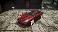 Porsche Cayman S v1 для GTA 4