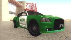 Dodge Charger SRT8 Carabineros