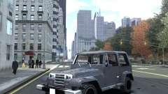 Mesa из GTA San Andreas для GTA IV