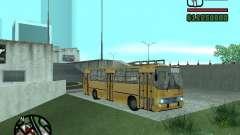 Икарус 260.37 для GTA San Andreas