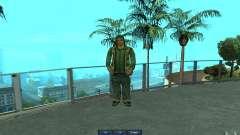 Crime Life Skin Pack для GTA San Andreas