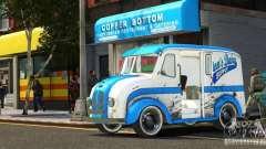 Ford Divco Milk and Icecream Van 1955-56 для GTA 4
