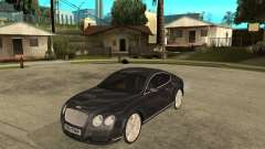 Bentley Continental GT для GTA San Andreas