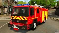 Mercedes-Benz Atego FPTGP Sapeurs Pompiers ELS