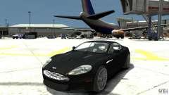 Aston Martin DBS v1.1 Без тонировки