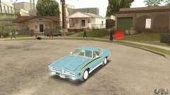 Pontiac GTO The Judge для GTA San Andreas