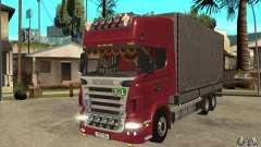 Scania R620 V8 для GTA San Andreas