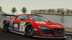 Audi R8 LMS v2.0.1 для GTA San Andreas
