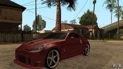 Nissan 350Z JC2 для GTA San Andreas