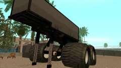 Прицеп к Monsterous Truck для GTA San Andreas
