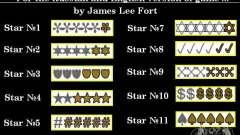 Новые звезды для худа №5