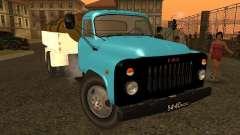ГАЗ 53 Молоковоз