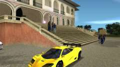 McLaren F1 LM для GTA Vice City