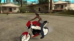 Buell LighTuning 1200 для GTA San Andreas