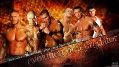 Загрузочные экраны WWE 2012