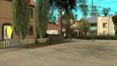 New Grove Street TADO edition для GTA San Andreas