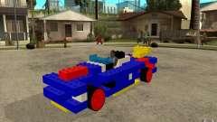 LEGO мобиль