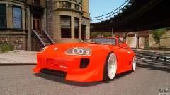 Toyota Supra Tuning для GTA 4