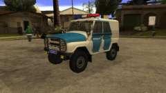 УАЗ 31519 Полиция
