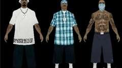 Новые скины The Rifa gang