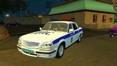 ГАЗ 31105 Полиция для GTA San Andreas