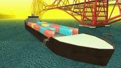Drivable Cargoship