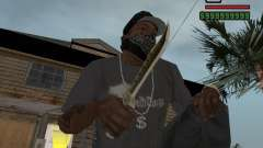 Steep Knife для GTA San Andreas