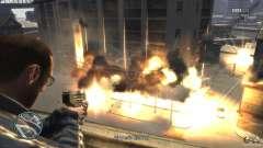 Micro Uzi Rocket Mod для GTA 4