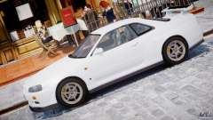 Nissan Skyline GT-R 34 V-Spec